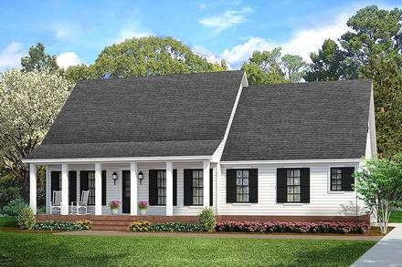 House Plan 40041