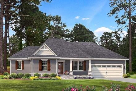 House Plan 40042