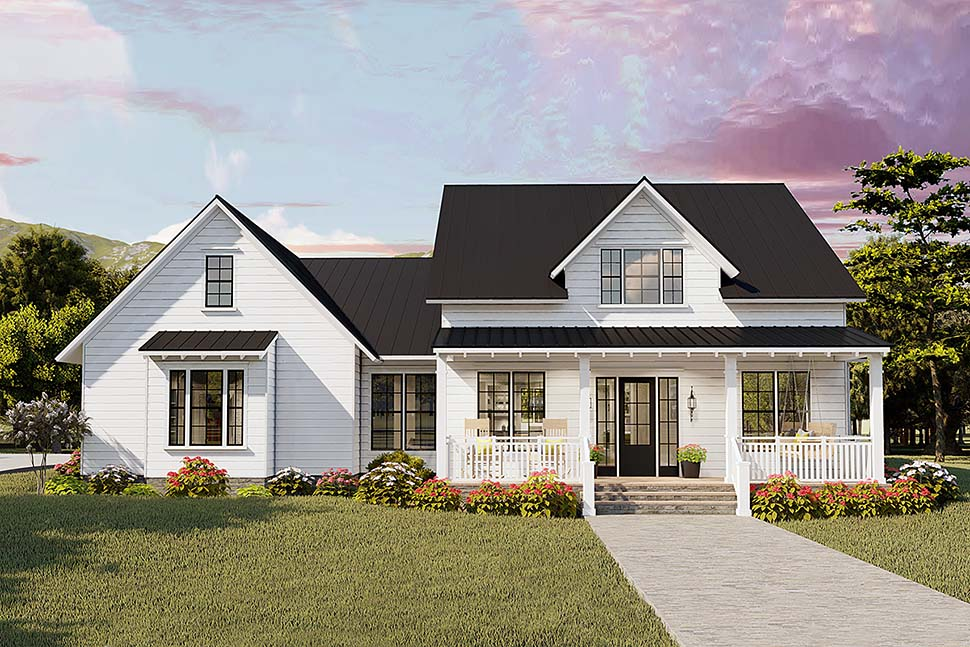 House Plan 40046
