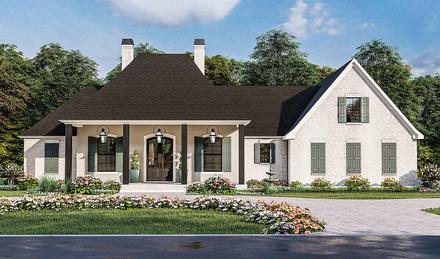 House Plan 40051