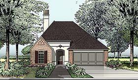 House Plan 40302