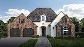 House Plan 40303