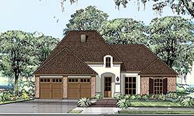 House Plan 40304