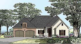 House Plan 40305