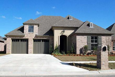 House Plan 40307