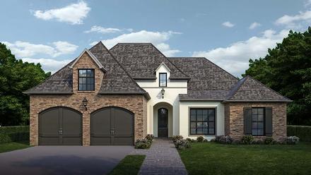 House Plan 40308