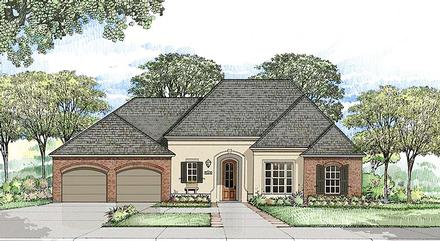 House Plan 40309