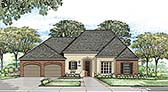 Plan Number 40309 - 2370 Square Feet