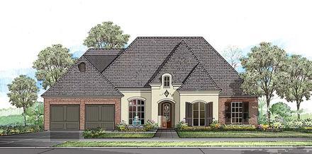 House Plan 40312