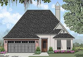 House Plan 40317