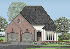 House Plan 40322