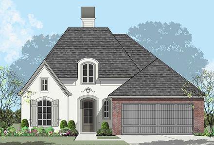 House Plan 40326