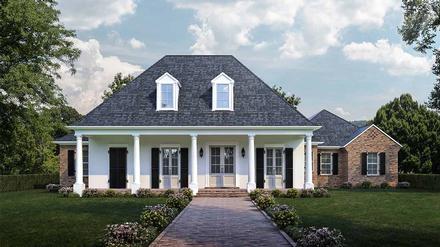 House Plan 40332