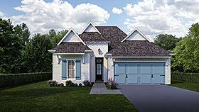 House Plan 40340