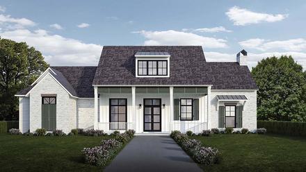 House Plan 40341
