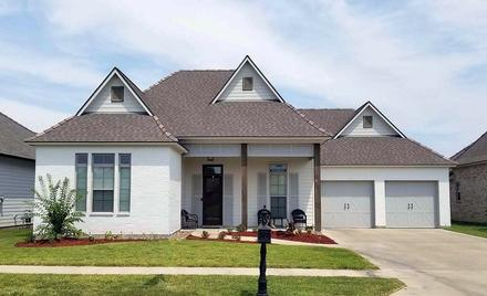 House Plan 40343