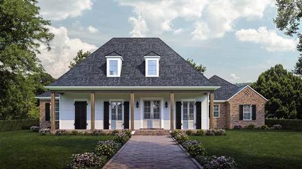 House Plan 40344