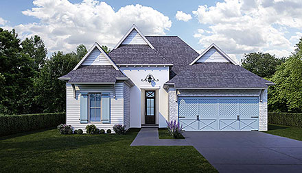 House Plan 40345