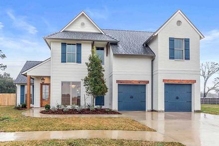 House Plan 40346