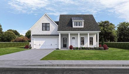 House Plan 40350