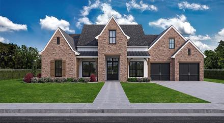 House Plan 40351