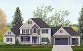 Plan Number 40505 - 3202 Square Feet