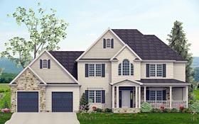 House Plan 40506