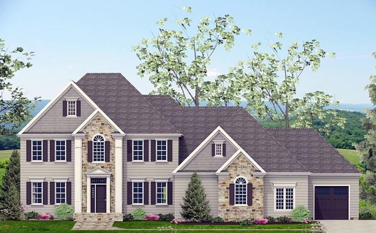 House Plan 40519