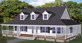 House Plan 40603
