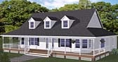 Plan Number 40603 - 1704 Square Feet