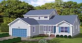 Plan Number 40614 - 2128 Square Feet
