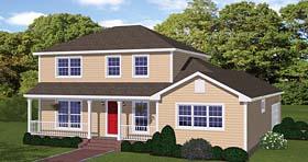 House Plan 40625