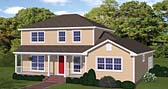Plan Number 40625 - 2089 Square Feet