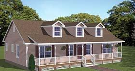 House Plan 40643