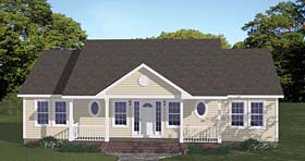 House Plan 40649