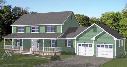 House Plan 40652