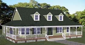 House Plan 40678