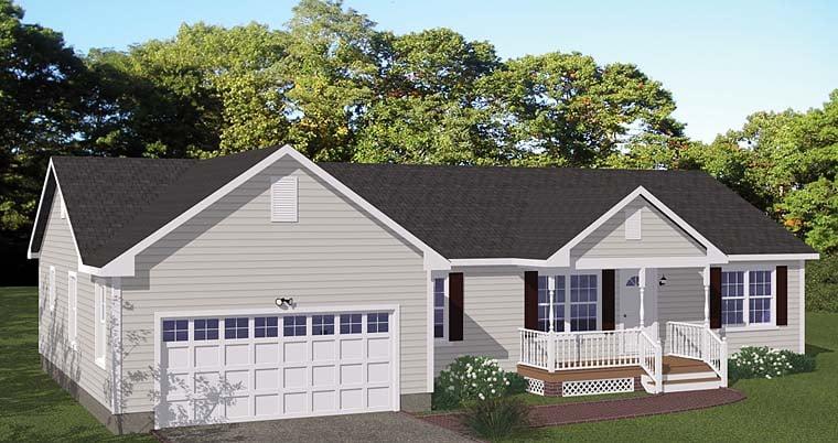 House Plan 40682