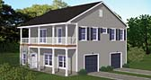 Plan Number 40693 - 1244 Square Feet