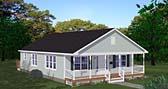 House Plan 40697