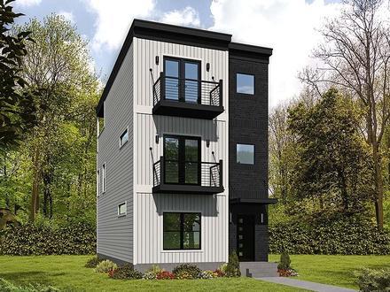 House Plan 40810