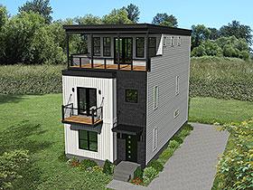Garage Plan 40812