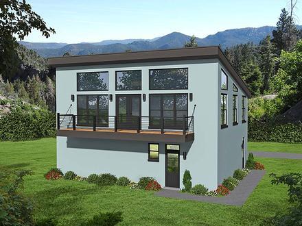 House Plan 40817
