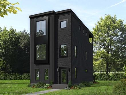 House Plan 40819