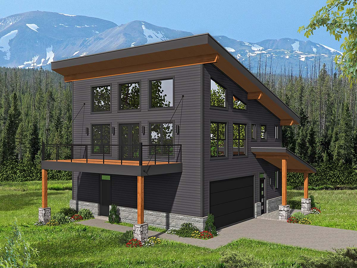 Modern House Plans | Find Your Modern House Plans Today