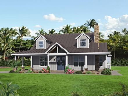 House Plan 40847