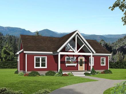House Plan 40891