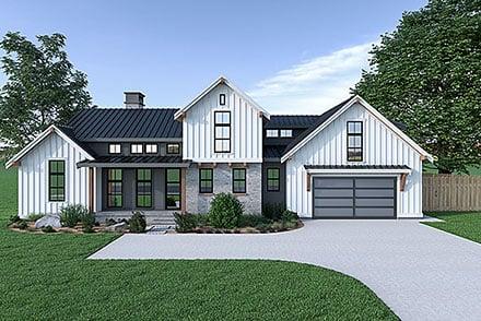 House Plan 40908