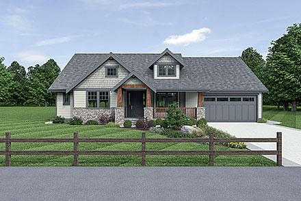 House Plan 40926