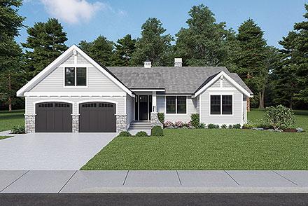 House Plan 40932